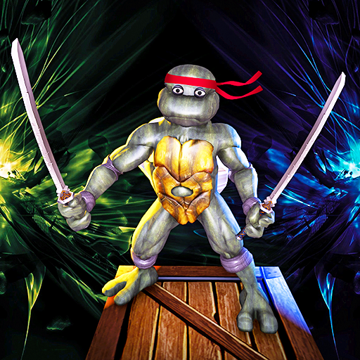 Ninja Fighter (Turtle Hero Street Fighting: Kung Fu Ninja Master)