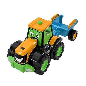 My 1St Jcb Mi Primera JCB Diversión Tractor agricola Tim: Golden Bear: Amazon.es: Juguetes y juegos