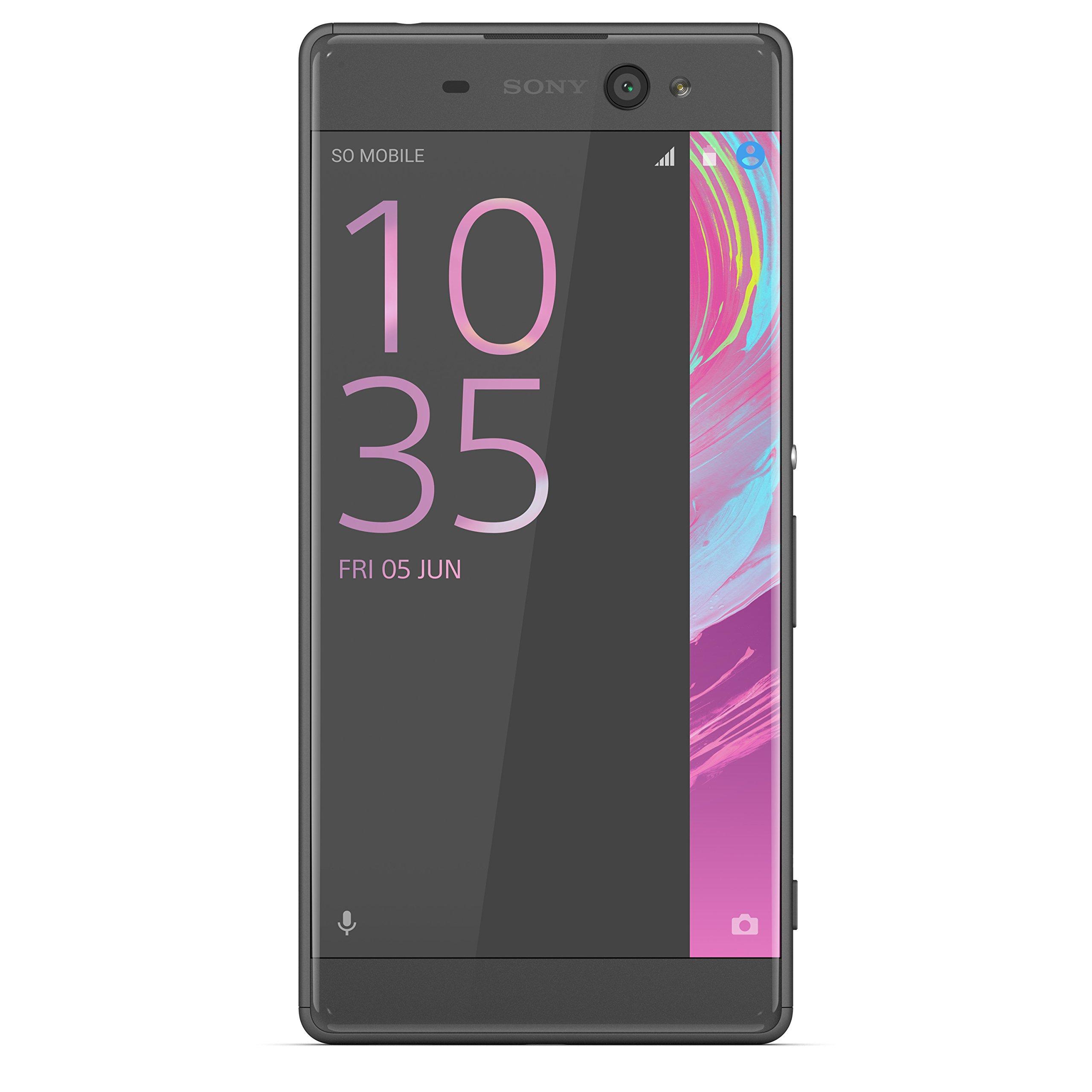 Sony Xperia XA Ultra unlocked smartphone,16GB Black (US Warranty)