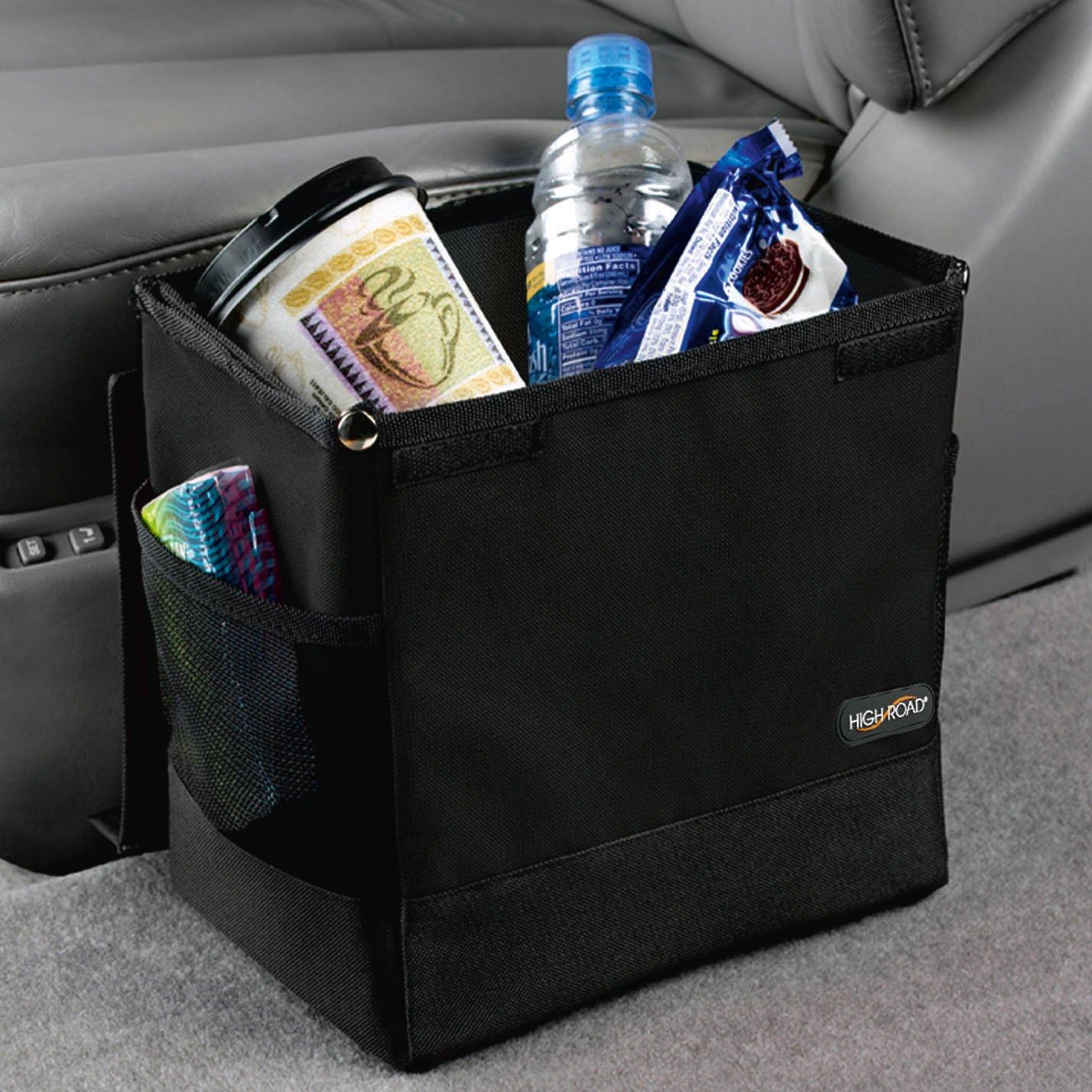 TALU2 High Road Express Car Floor Litter Basket Talus HR-3505-05
