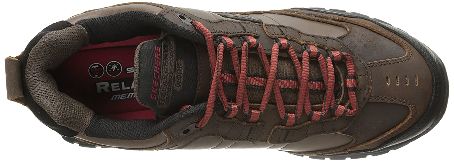 Skechers Work Soft Soft Soft Stride Constructor II Athletic Slip Resistant Hiker Stiefel 4a20f3