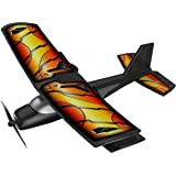 Silverlit 2.4 GHz 2-Channel X-Twin Classic Trainer Radio Control Biplane (Multi-Colour)