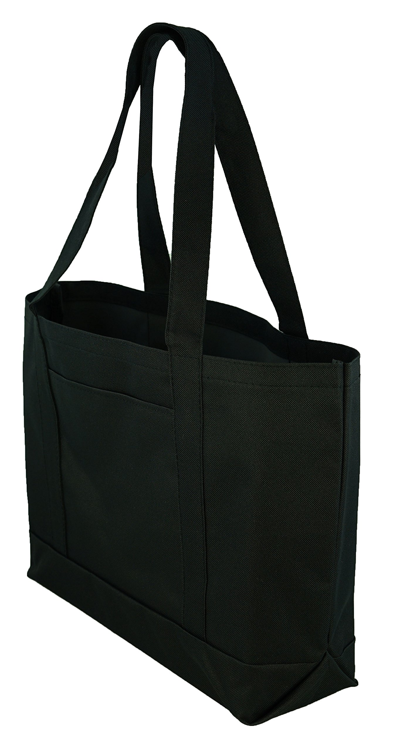 Daily Tote with Shoulder Length Handles and Outside Pocket by Ensign Peak (Image #2)