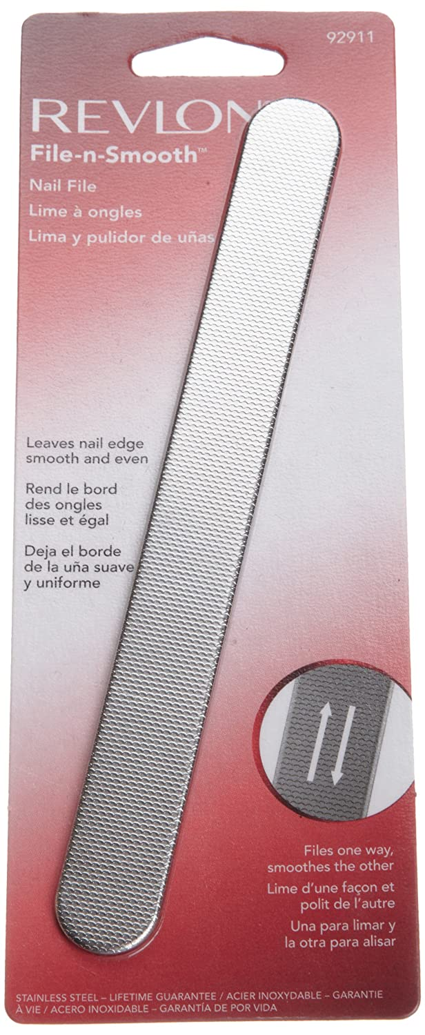 Amazon.com : Revlon File N Smooth, Nail File : Nail Files And ...