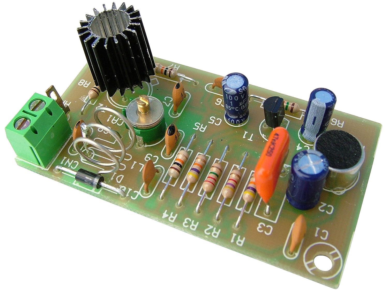CEBEK - Mini Emisora Frecuencia Modulada Fm Ce-Fm1