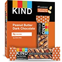 KIND Bars, Peanut Butter Dark Chocolate, Gluten Free, 12 Count