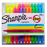 Deals on 24-Pack Sharpie 1761791 Accent Pocket Highlighters