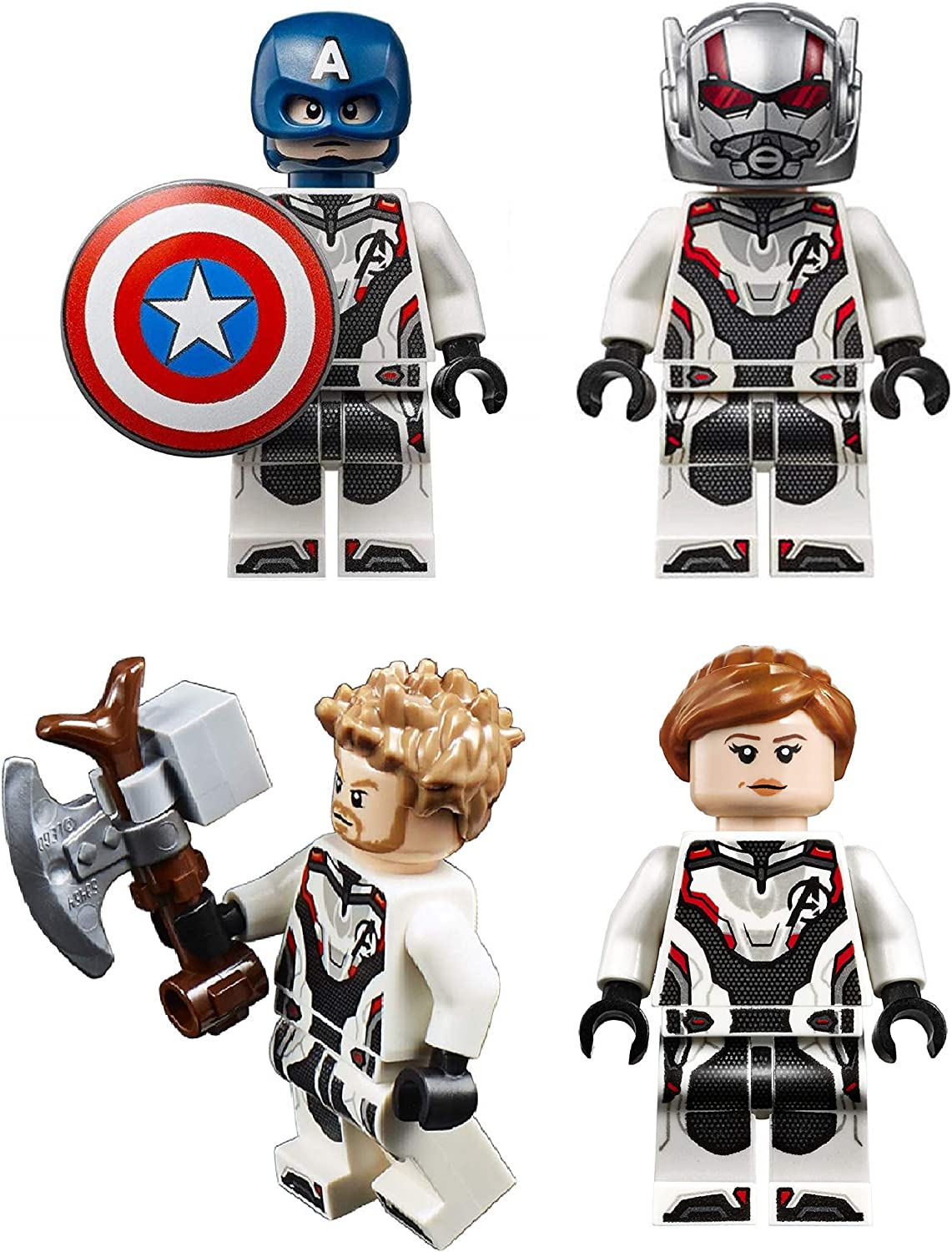 LEGO Super Heroes: Black Widow and Hawkeye - Avengers