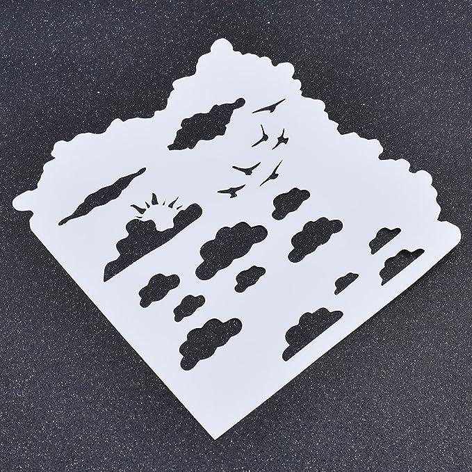 35tlg Insgesamt Sharplace 5 Sets D4-D20 Acryl W/ürfel Spielw/ürfel 16 mm mit Tasche