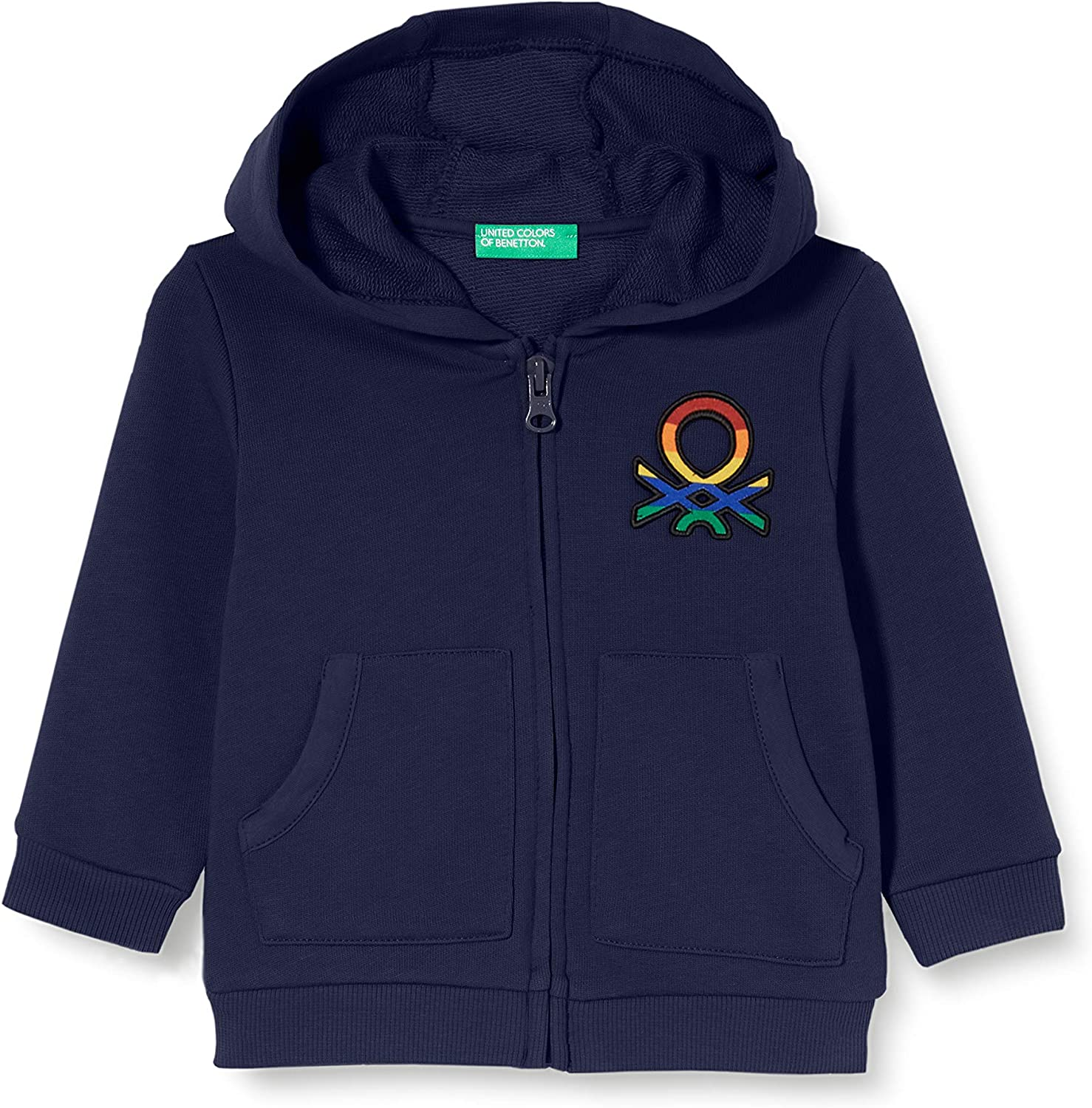 Z6ERJ United Colors of Benetton Jungen Giacca C//CAPP M//L Pullover