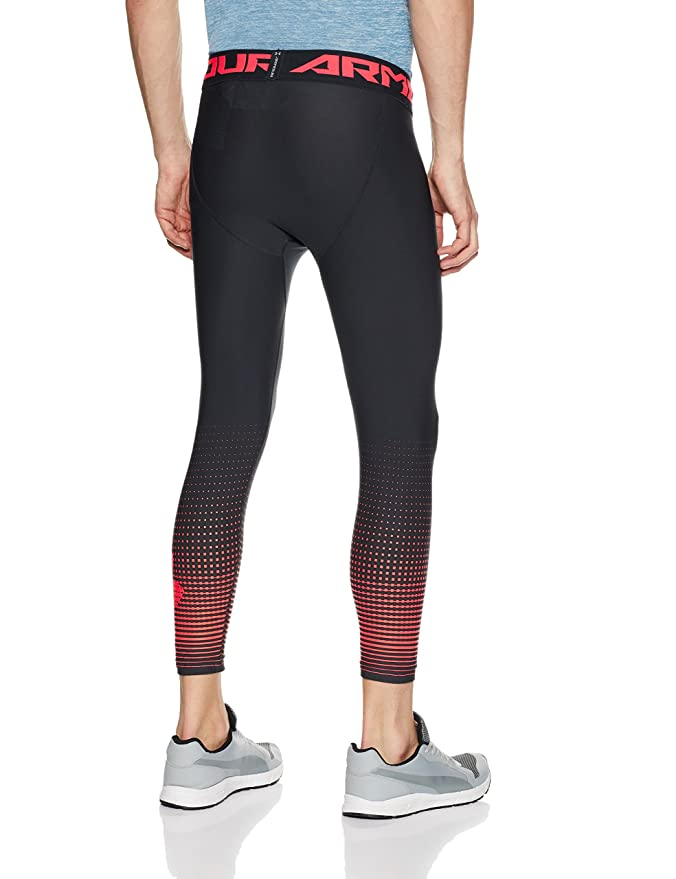 Blue Under Armour UA Men/'s CoolSwitch Compression 3//4 Leggings New Large
