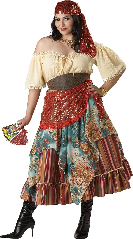 En Trajes de car-cter 32.103 adivino Plus Size Elite Collection Adult Costume XX-Large