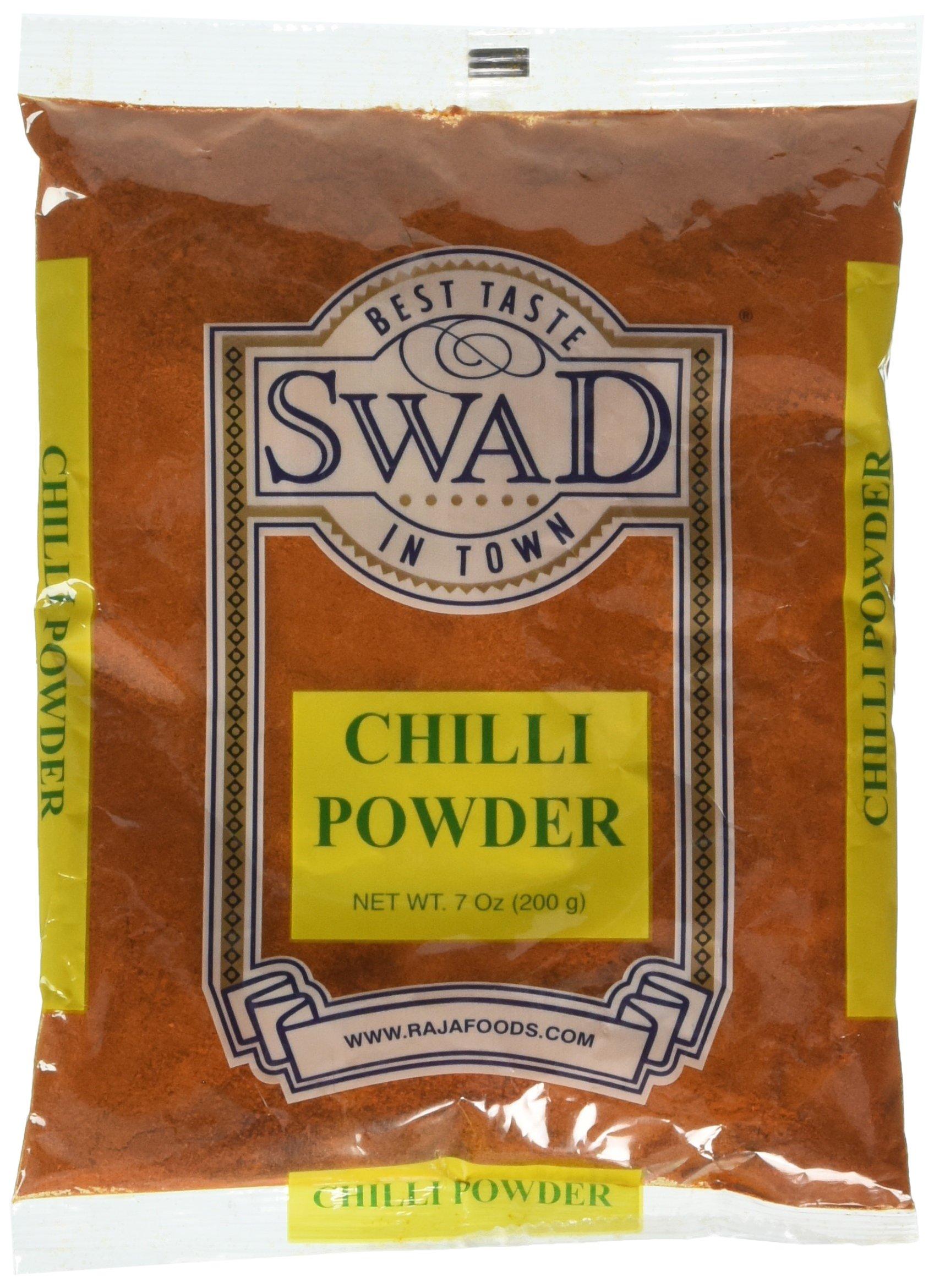 Indian Spice Swad Chili Powder Red (Regular) 7oz-