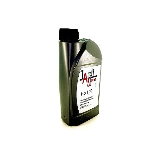 Aceite profesional Compresor a pistón ISO 100 Jardiaffaires 1 ...