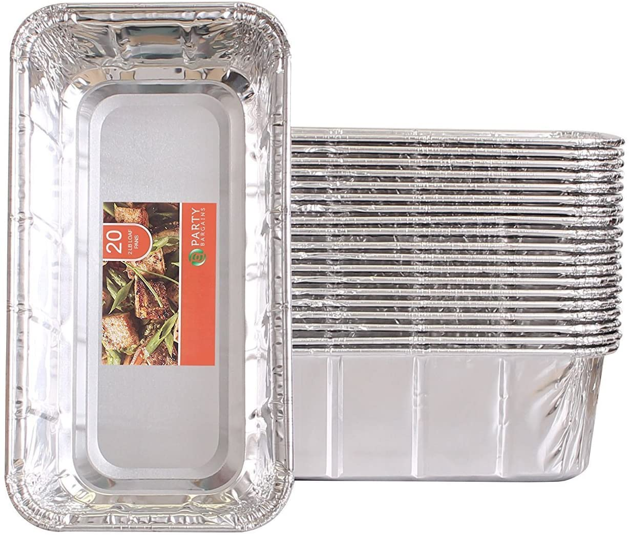 """Party Bargains Loaf Pans 