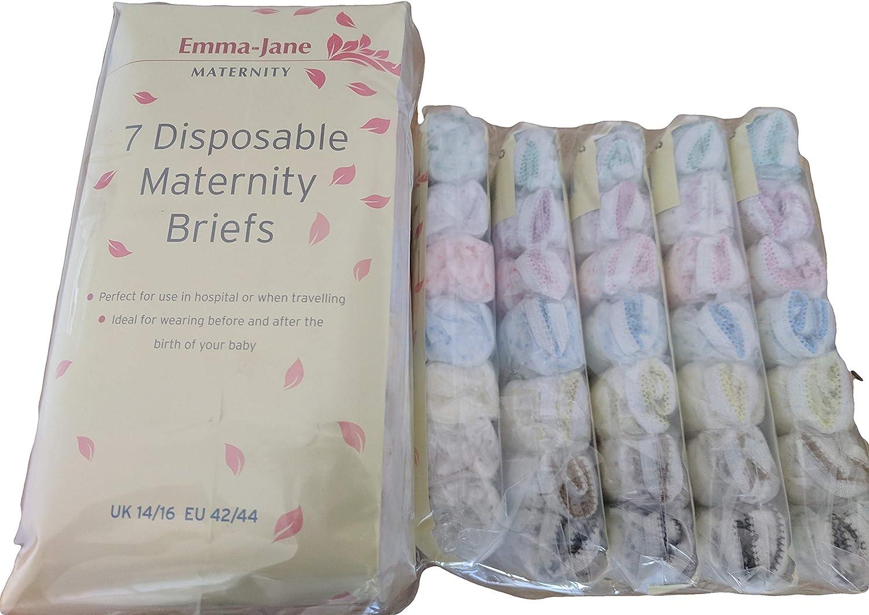 Emma Jane Disposable Hospital Briefs