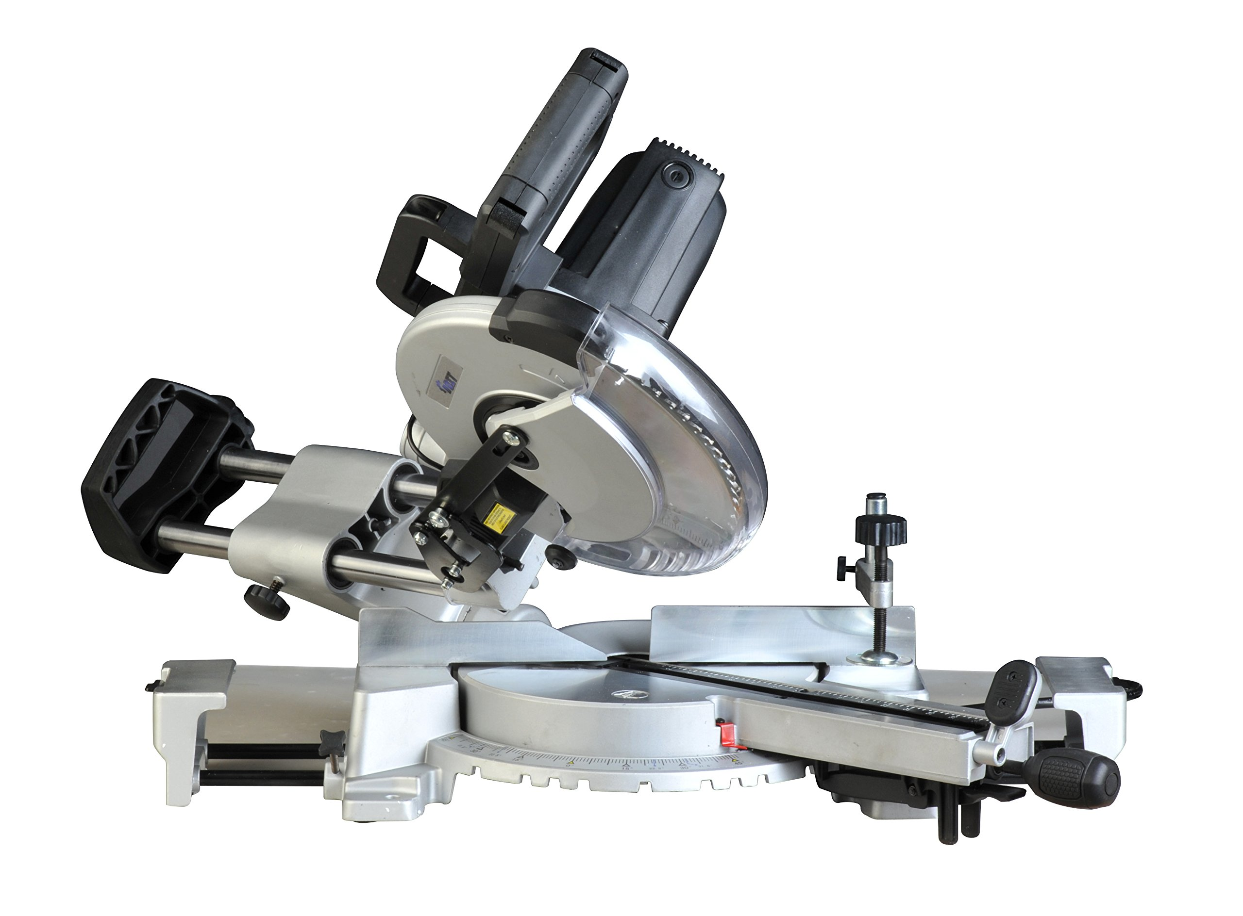 Doitpower 15-Amp 10-Inch Sliding Compound Miter Saw (Equipped with LED Work Light and CarryHandle ) by Doitpower (Image #2)