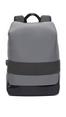 Y-3 Men's Small Qasa Backpack, Solid Grey, One Size