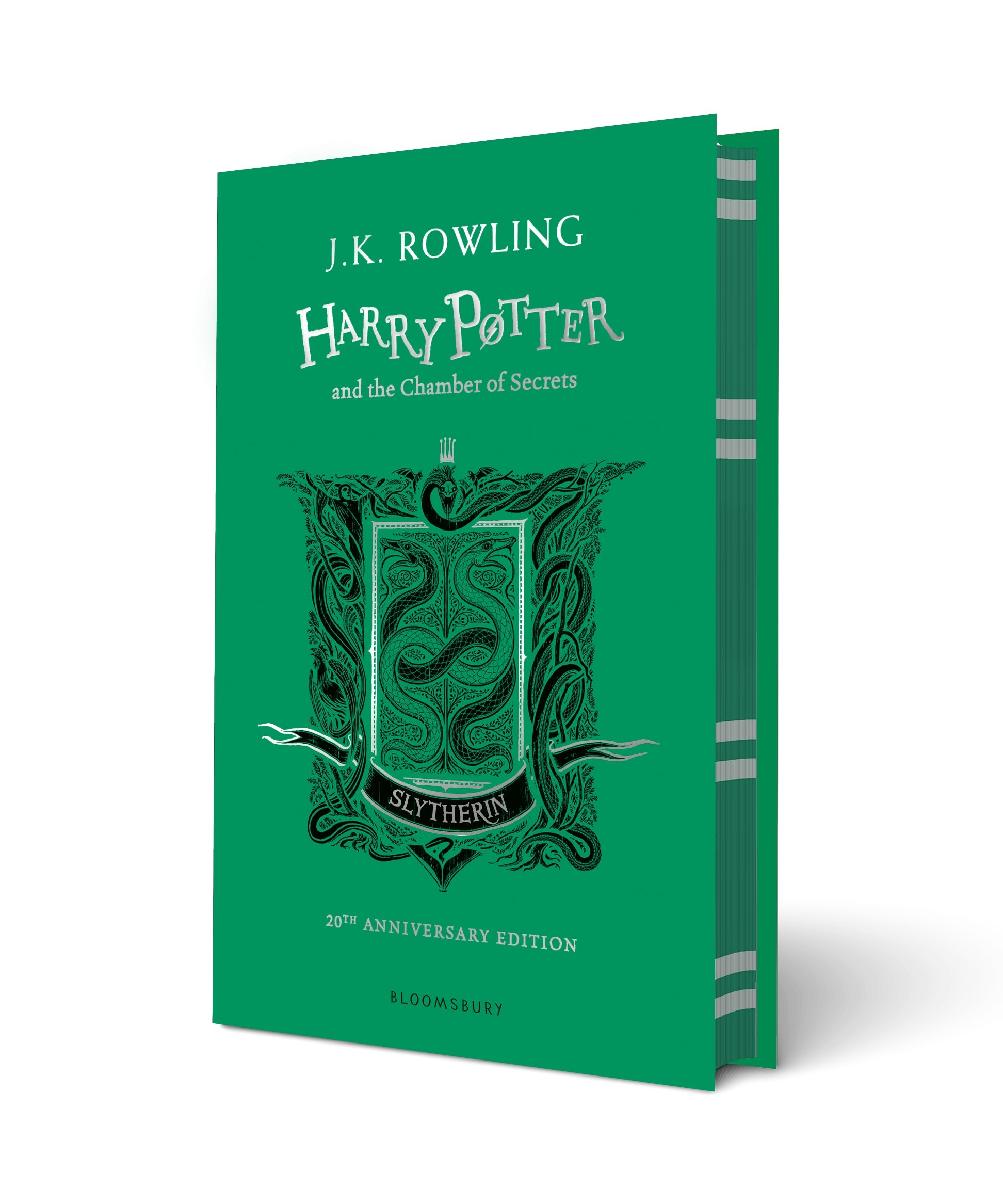H. P. And The Chamber Of Secrets. Slytherin Edition: 2 Harry ...
