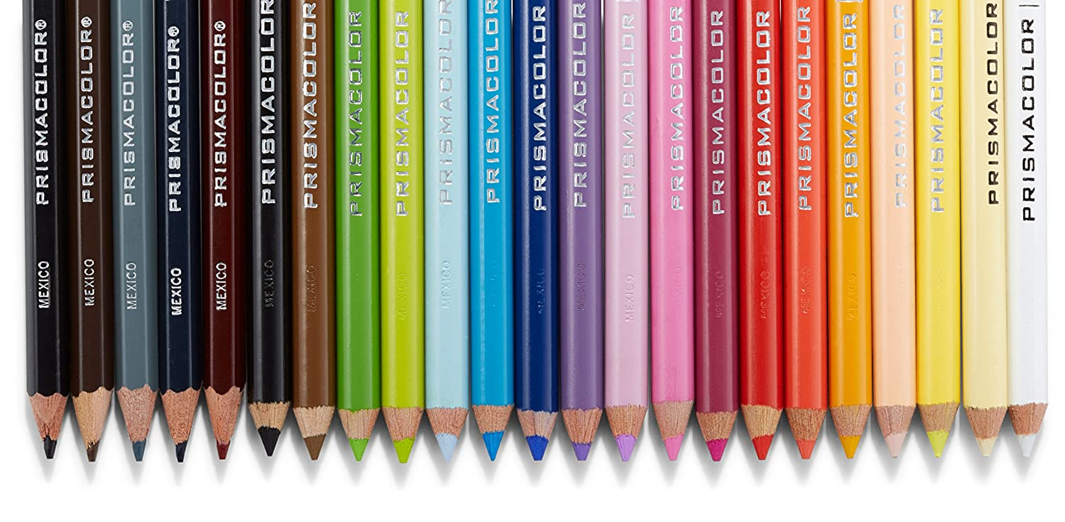 amazoncom prismacolor premier colored pencils manga colors 23 count office products