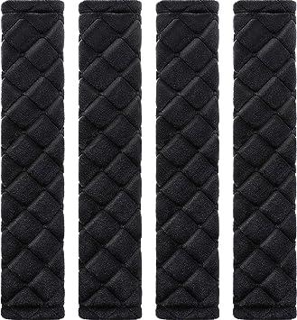 Car Seat Belt Pads Harness Safety Shoulder Strap Bag Back Pack Cushion Cover CB