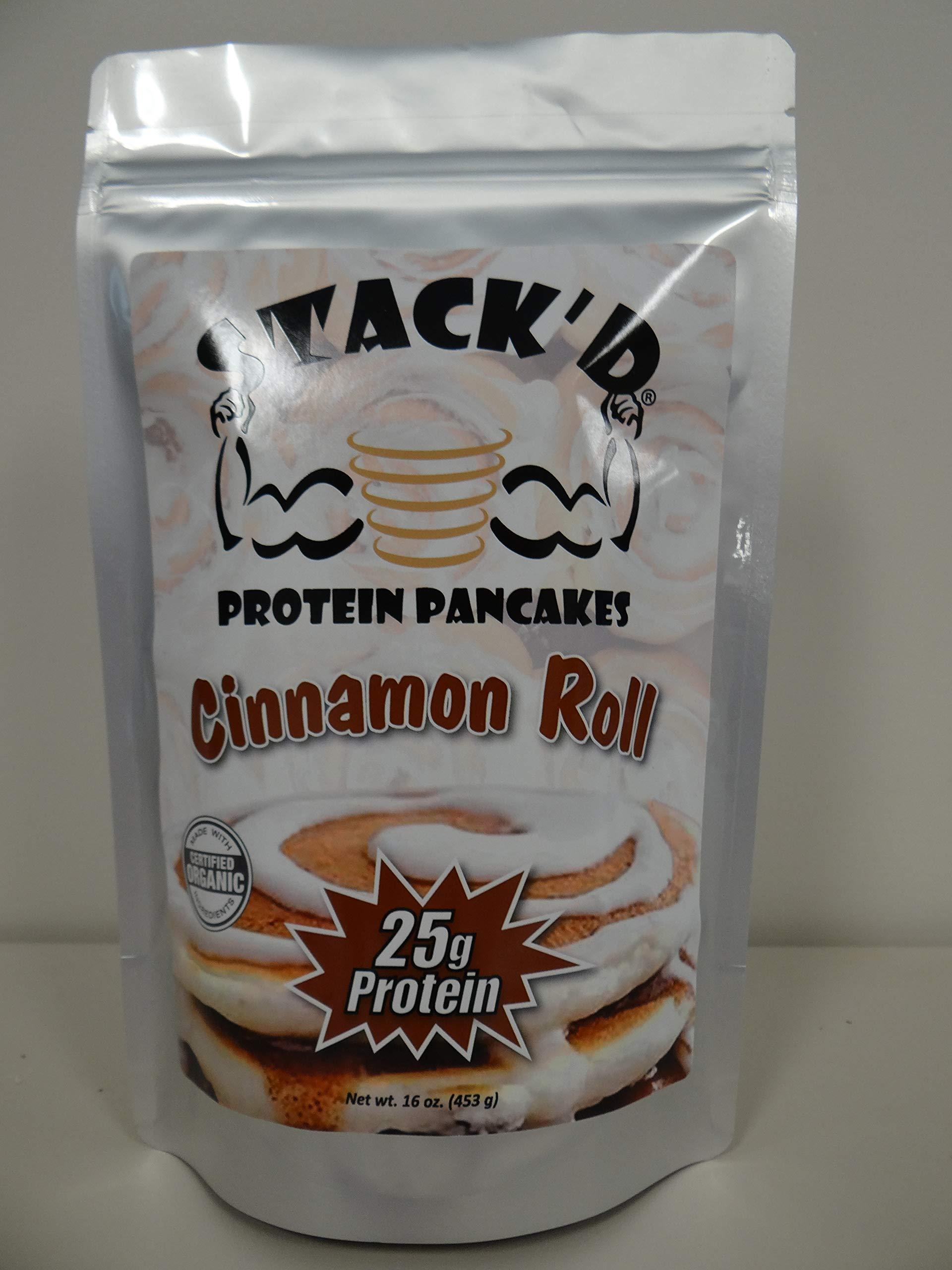 STACK'D Protein Pancake Mix