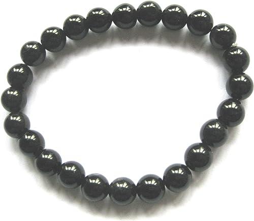 Kugel-Armband Obsidian Regenbogen 8 mm