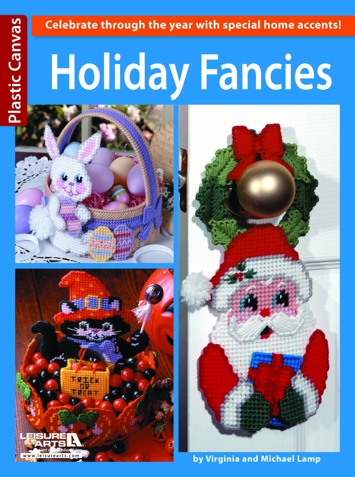 LEISURE ARTS Holiday Fancies by LEISURE ARTS
