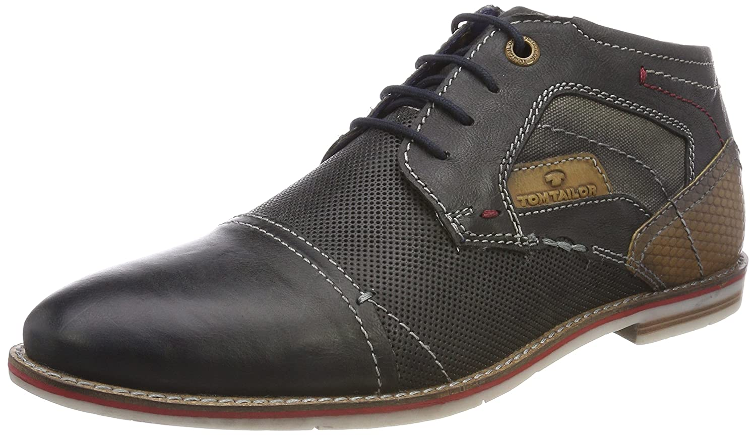 TOM TAILOR 4889005 - Botines Hombre