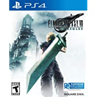 Final Fantasy VII: Remake for PlayStation 4 by Square Enix