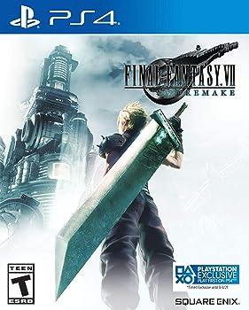 Final Fantasy VII: Remake for PS4