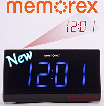 Amazon.com: Memorex MC0952 - Radio de proyección: Home Audio ...