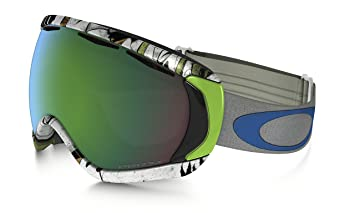 f5c01f1173 Image Unavailable. Image not available for. Colour  Oakley Canopy Snow  Goggles Tanner Hall Pillow Trip ...