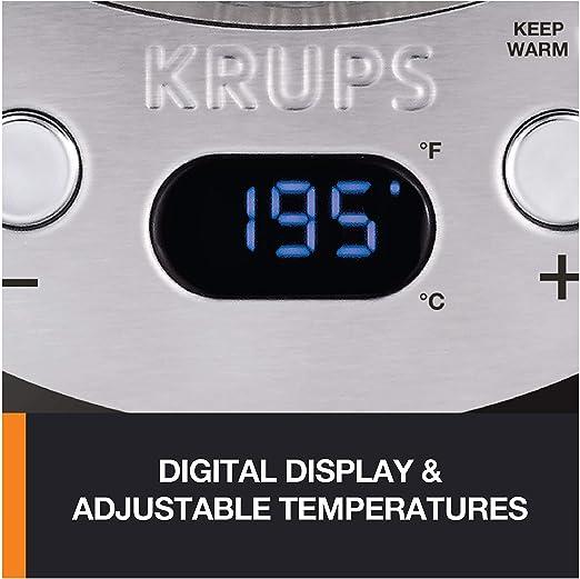 Krups Gooseneck Electric Kettle 1.2