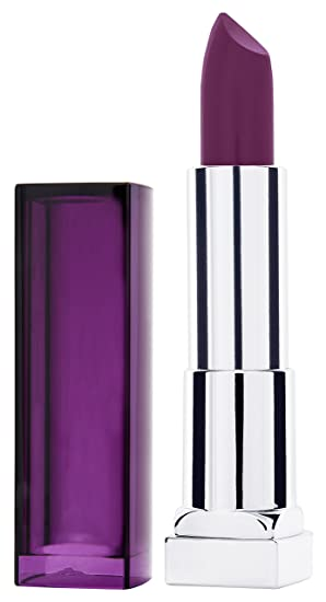 gemey maybelline color sensational rouge lvres violet 365 plum passion - Gemey Maybelline Color Sensational