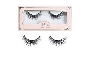 df3243976f4 Amazon.com : House of Lashes Lite Collection False Eyelashes (Boudoir Lite  1PK) : Beauty