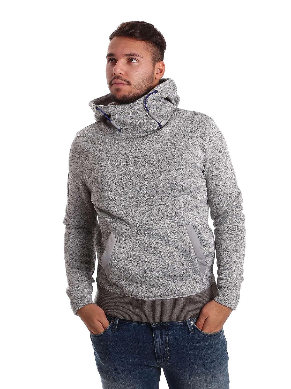 Superdry Herren Sweatshirt Storm Snare Hood