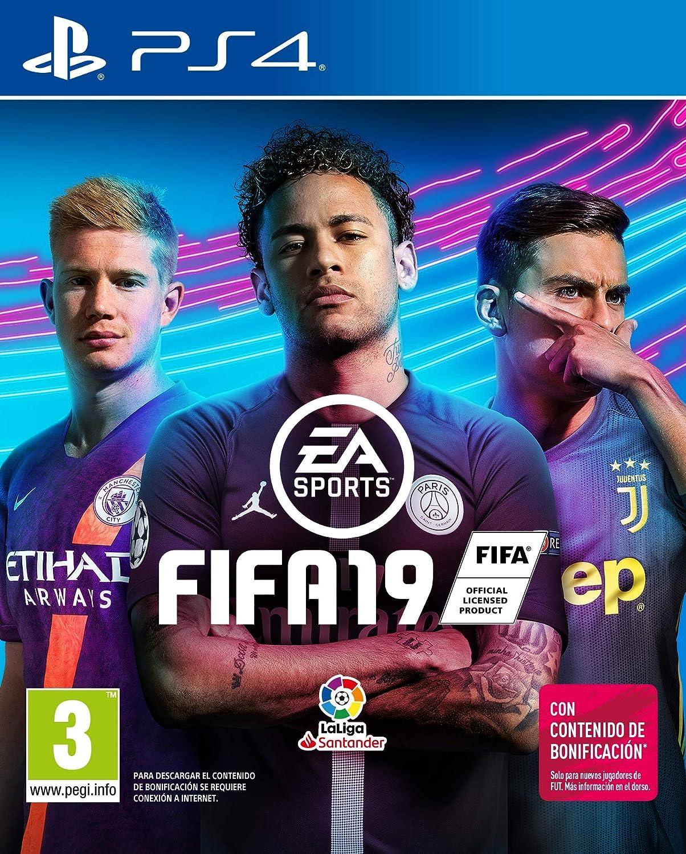 FIFA 19 – Edición Estándar: Sony: Amazon.es: Videojuegos