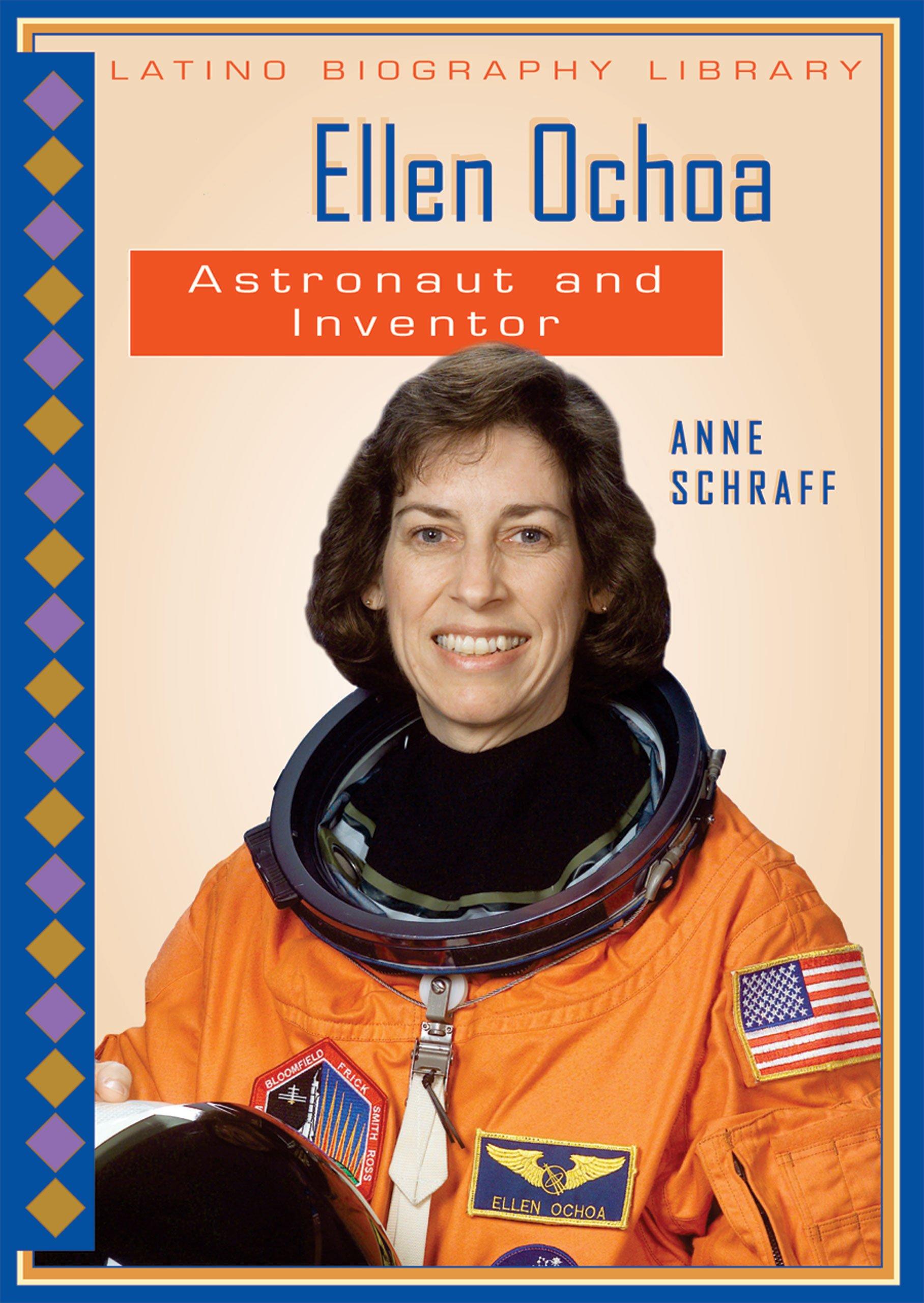 Amazon.com: Ellen Ochoa: Astronaut and Inventor (Latino Biography ...