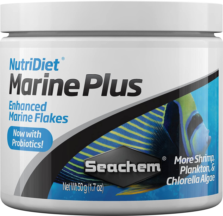 50 g 1.8 oz NutriDiet Marine Plus Flakes, 50 g 1.8 oz