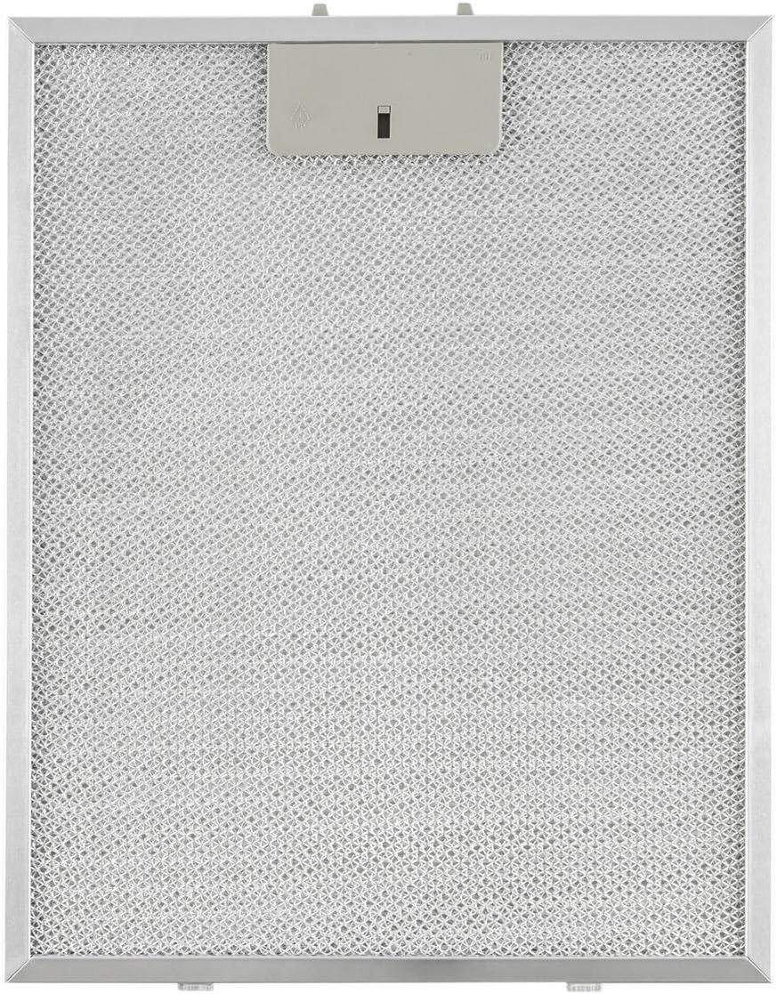 Klarstein Repuesto de filtro de grasa de aluminio 28 x 35 cm (adecuado para campanas extractoras Klarstein): Amazon.es: Hogar