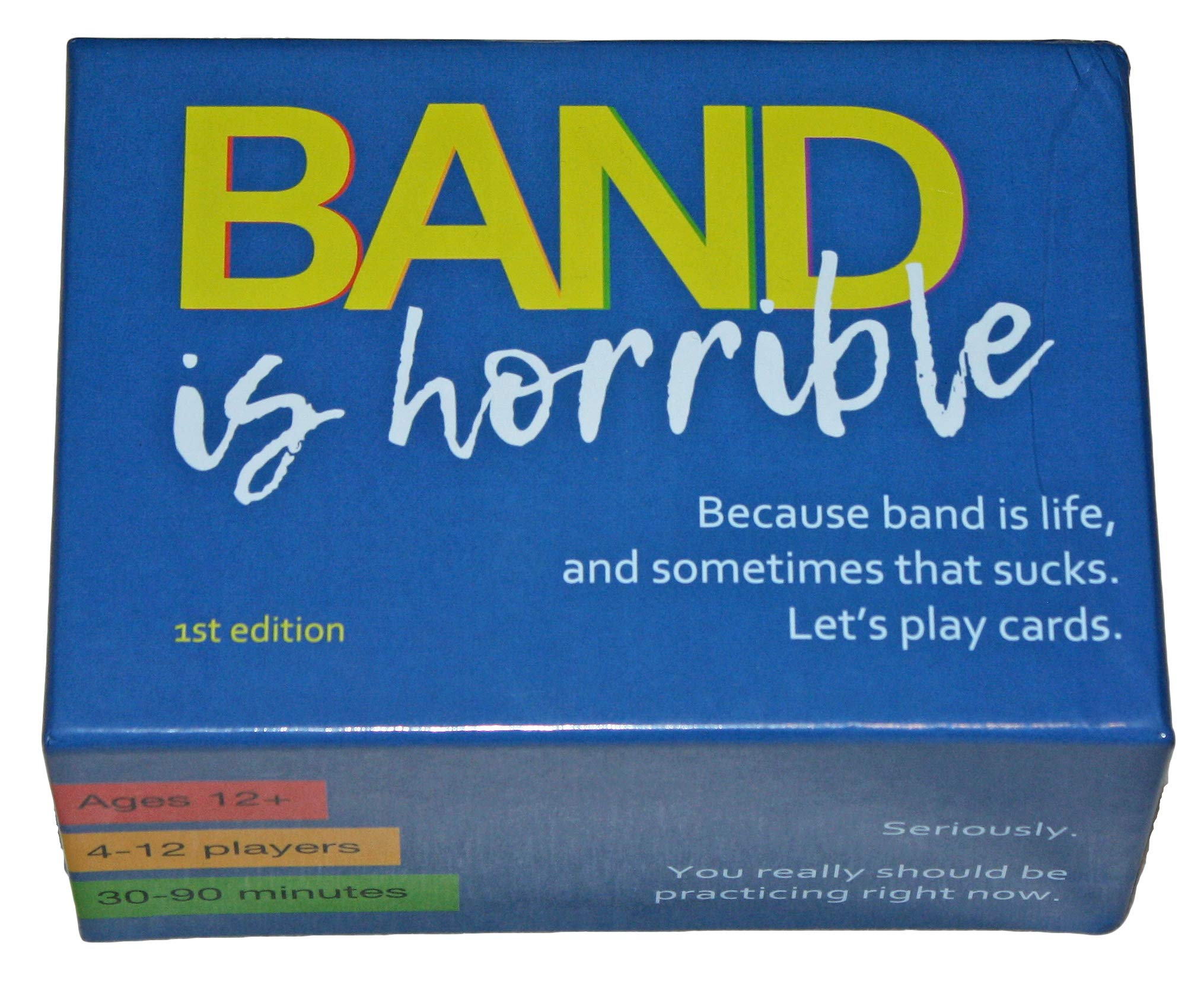 Band is Horrible