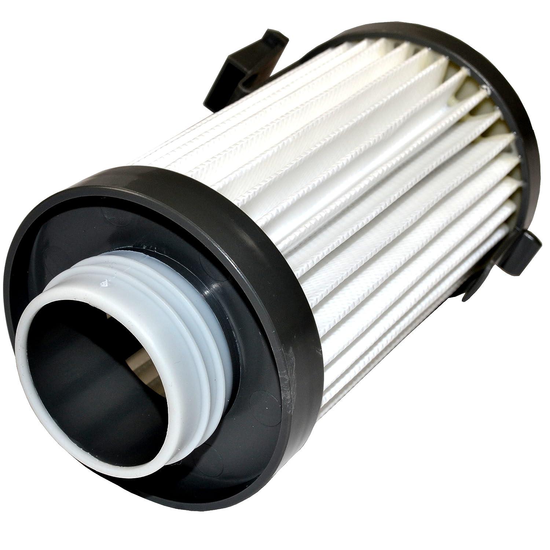 HQRP Washable Filter fits Eureka Optima 431BX 431F 437AZ 431DX 433A 431A 431AE 431AX 431AXZ 431B 433B 433BE 433BET 437AXZ Lightweight Vacuums Coaster