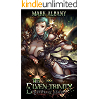 Beastress Inferno (The Elven-Trinity Book 3)