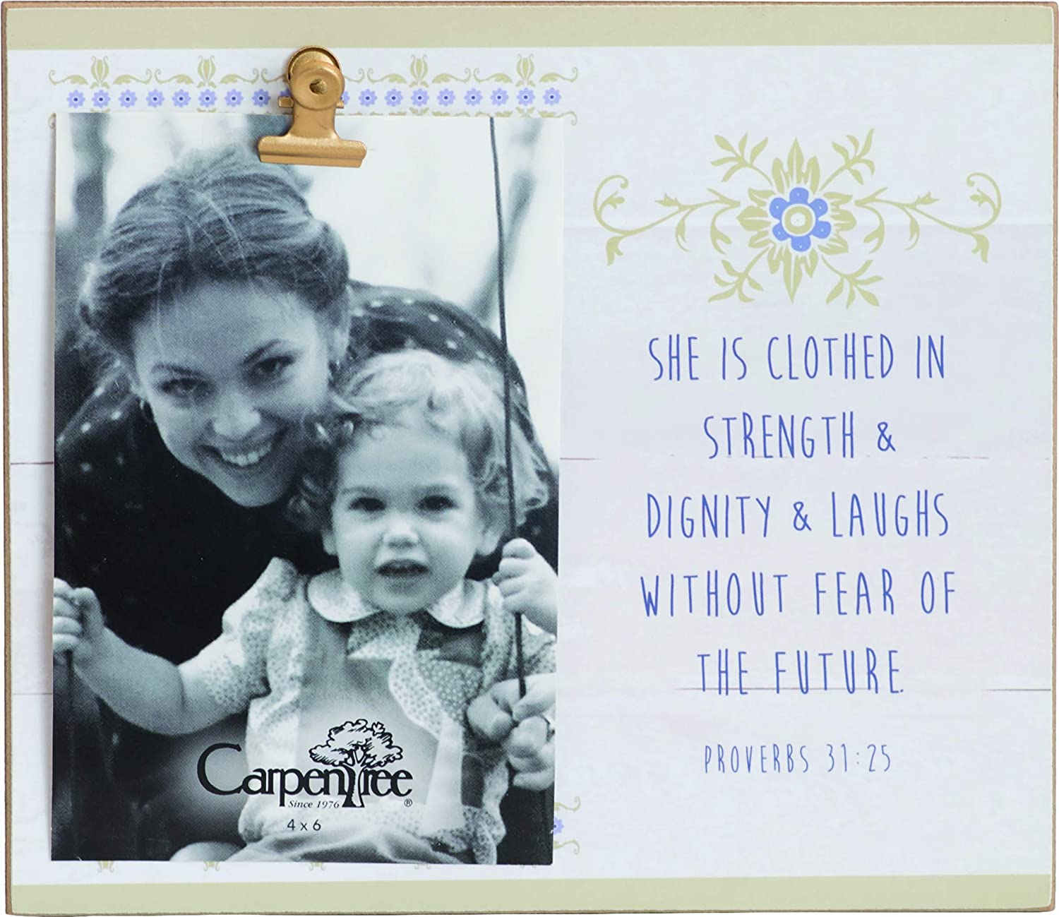 Multi Carpentree Strength and Dignity Photo Frame