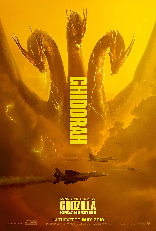 A4 A3 A2 A1 A0| Godzilla Movie Art Poster T176