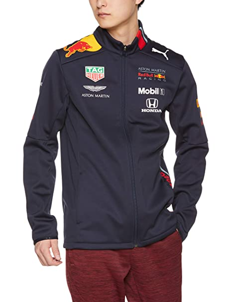 Red Bull Racing Aston Martin Team Softshelljacke 2019, L ...