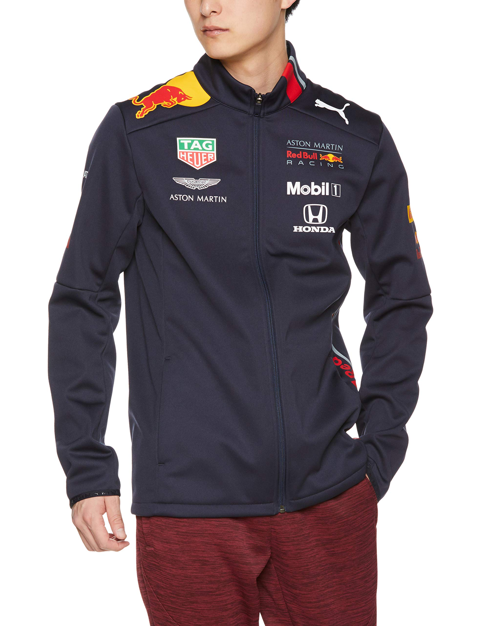 Red Bull Racing 2019 F1 Team Softshell Jacket (M)