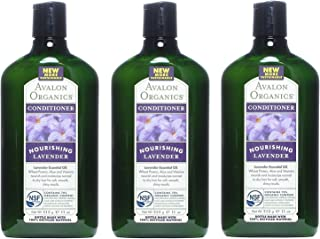 product image for Avalon Organics Nourishing Conditioner-Lavender 11 Ounces (Pack of 3)