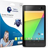 Nexus 7 FHD Screen Protector, Tech Armor Anti-Glare/Anti-Fingerprint Google Nexus 7 FHD (2013) Film Screen Protector [3-Pack]